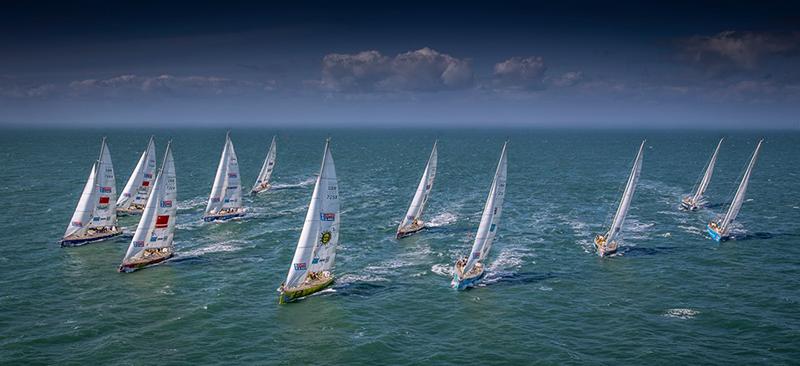 Clipper Round The World Yacht Race Bermuda Sept 2019