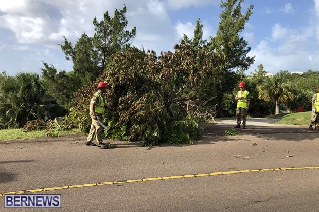 Damages After Hurricane Humberto Bermuda September 19 2019 (145)