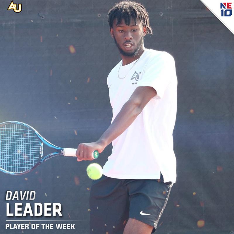 David Leader Bermuda Sept 2019
