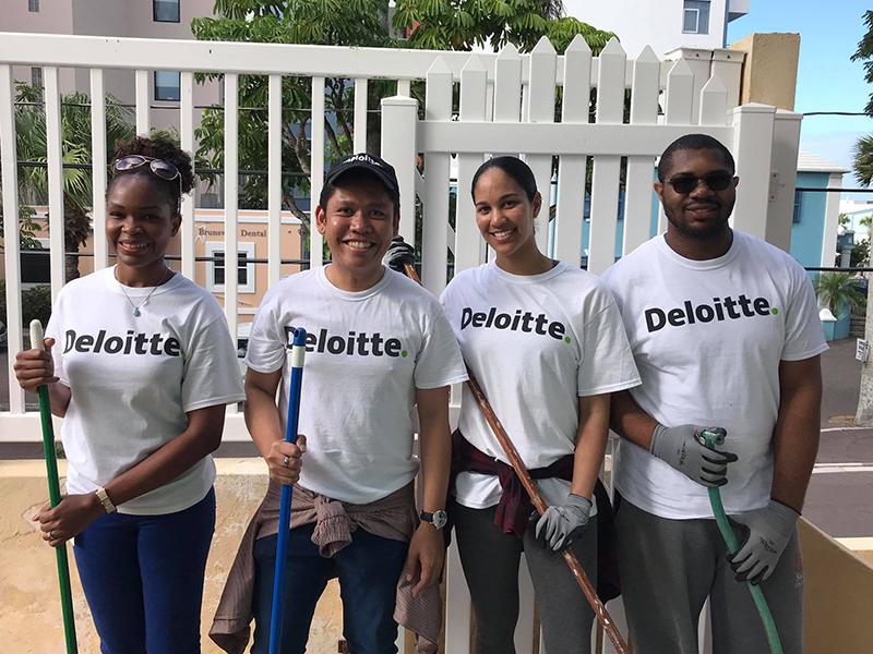 Deloitte Corporate Social Responsibility Report Bermuda Sept 2019 (2)