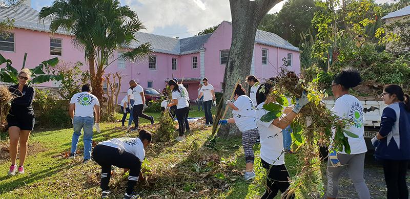 Deloitte Corporate Social Responsibility Report Bermuda Sept 2019 (3)