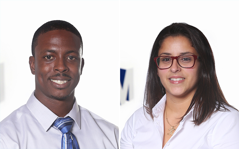Jessica Maiato & Damir Armstrong Bermuda Sept 2019