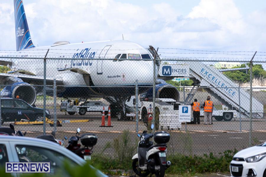 JetBlue 1347 Diversion Bermuda, September 11 2019-8387