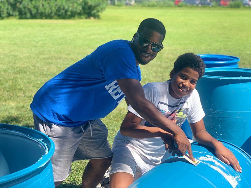 KBB Artful Bins with Butterfield IMA Bermuda Sept 17 2019 (2)