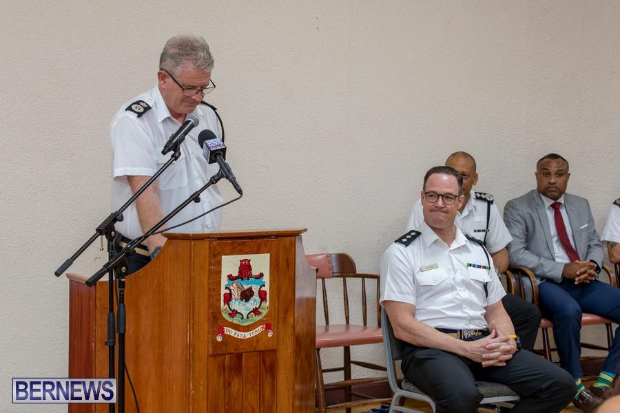 Police Promotion Detective Nicholas Pedro Bermuda, September 27 2019-1615