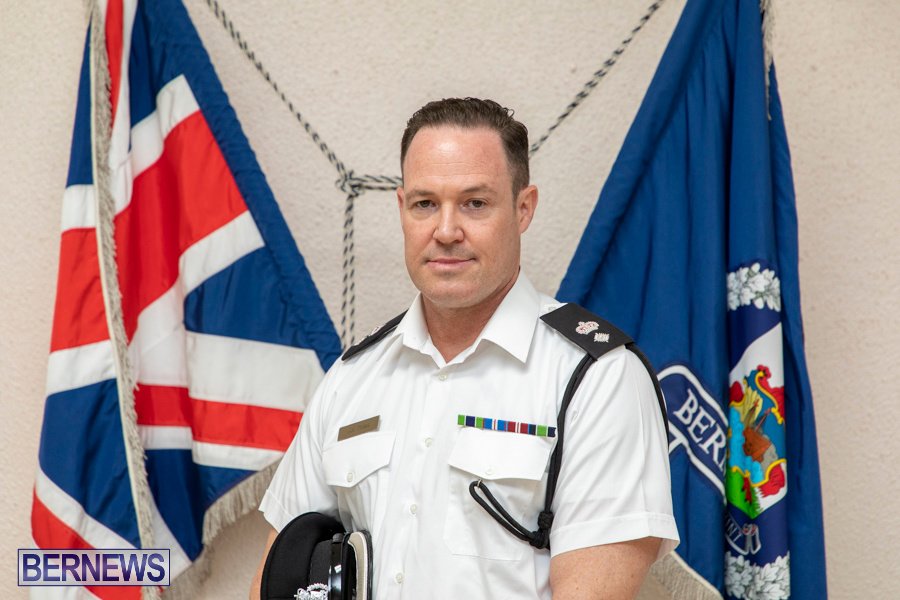 Police Promotion Detective Nicholas Pedro Bermuda, September 27 2019-1638