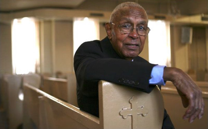 Rev Wendell Foster Bermuda Sept 2019