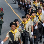 SDA Pathfinders Adventurers at World Pathfinder Day March Bermuda, September 21 2019-0077