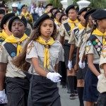 SDA Pathfinders Adventurers at World Pathfinder Day March Bermuda, September 21 2019-0186