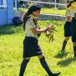 SDA Pathfinders Adventurers at World Pathfinder Day March Bermuda, September 21 2019-38-13