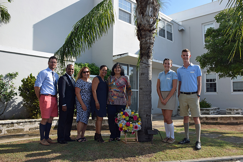 Saltus Pays Tribute To 911 Victims Bermuda Sept 2019 (1)