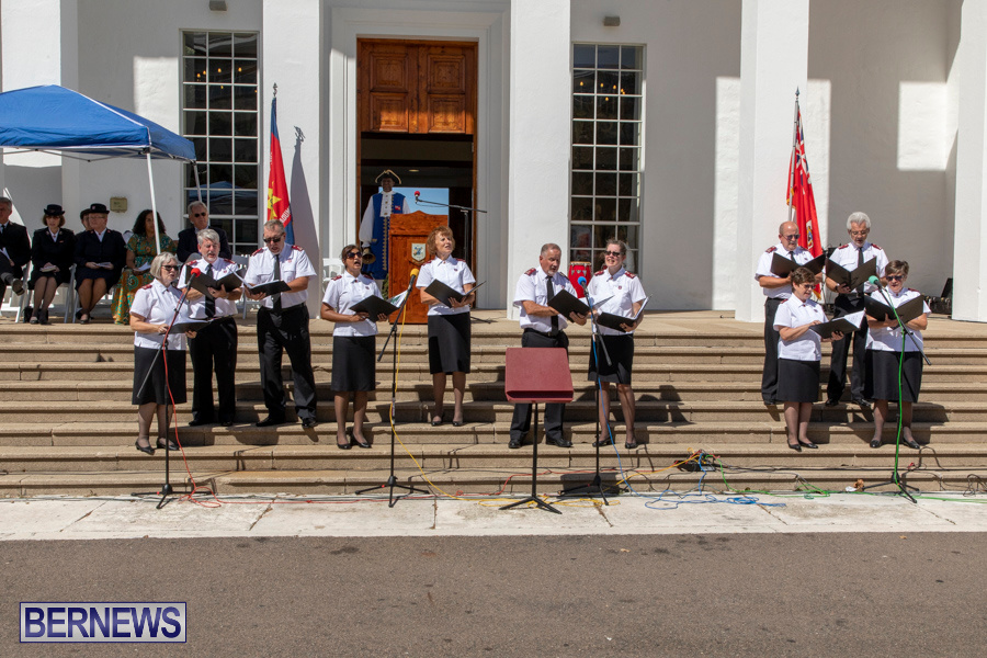 Salvation Army Congress Canadian Staff Songsters Concert Bermuda, September 27 2019-1465