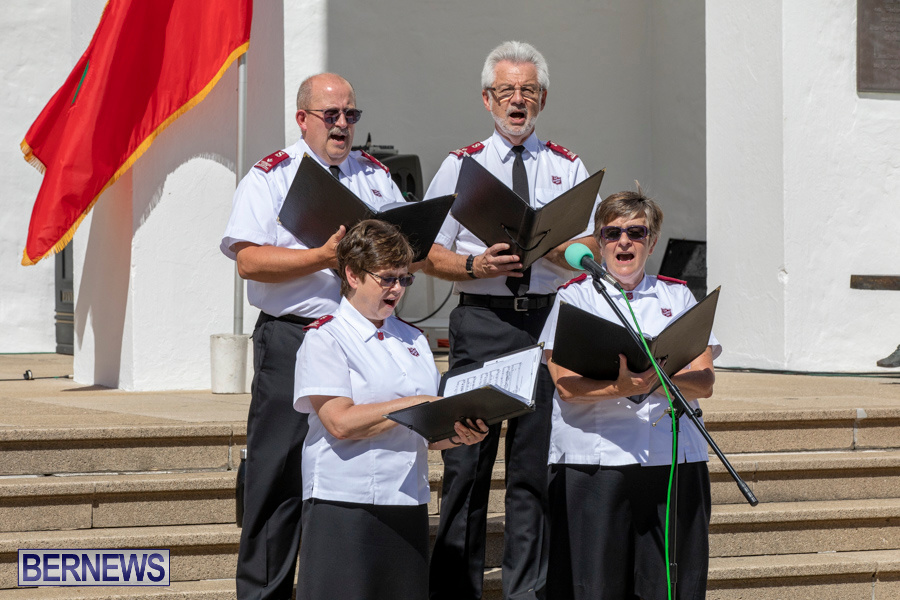 Salvation Army Congress Canadian Staff Songsters Concert Bermuda, September 27 2019-1482