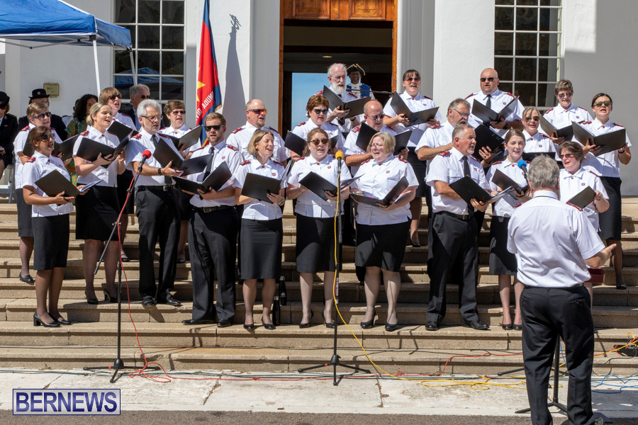 Salvation Army Congress Canadian Staff Songsters Concert Bermuda, September 27 2019-1525