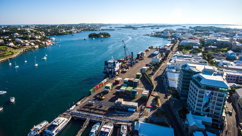 Stevedoring Services Limited Bermuda Sept 2019