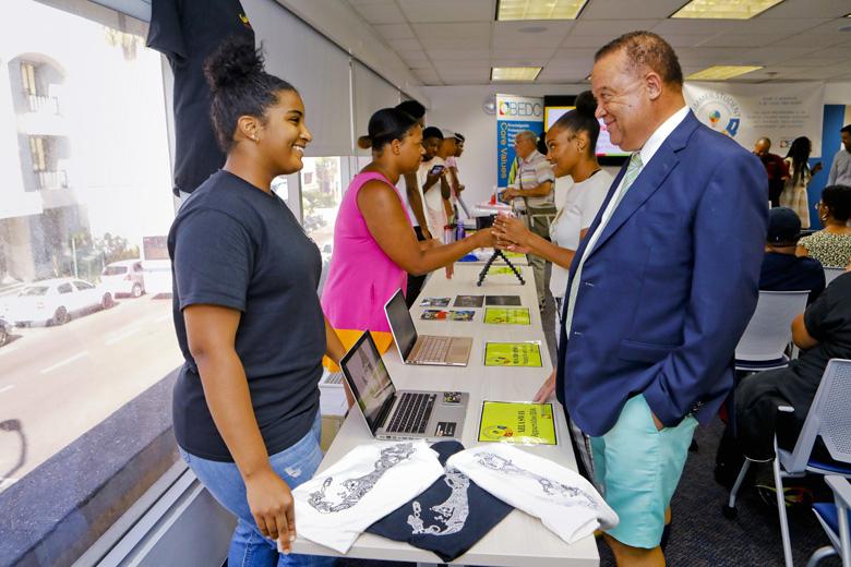 Summer Student Entrepreneur Programme Bermuda Sept 2019 (1)