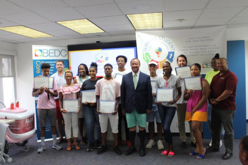 Summer Student Entrepreneur Programme Bermuda Sept 2019 (2)