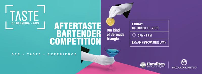 Taste of Bermuda Spet 16 2019