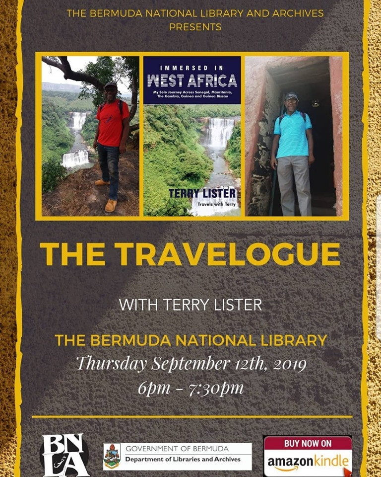 Terry Lister Travelogue Bermuda Sept 8 2019
