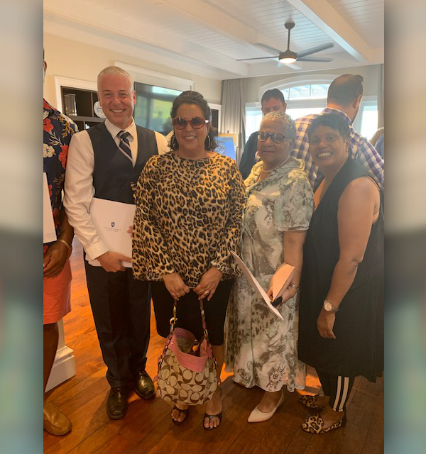 Tucker's Point hosts industry fete Bermuda Sept 2019 (1)