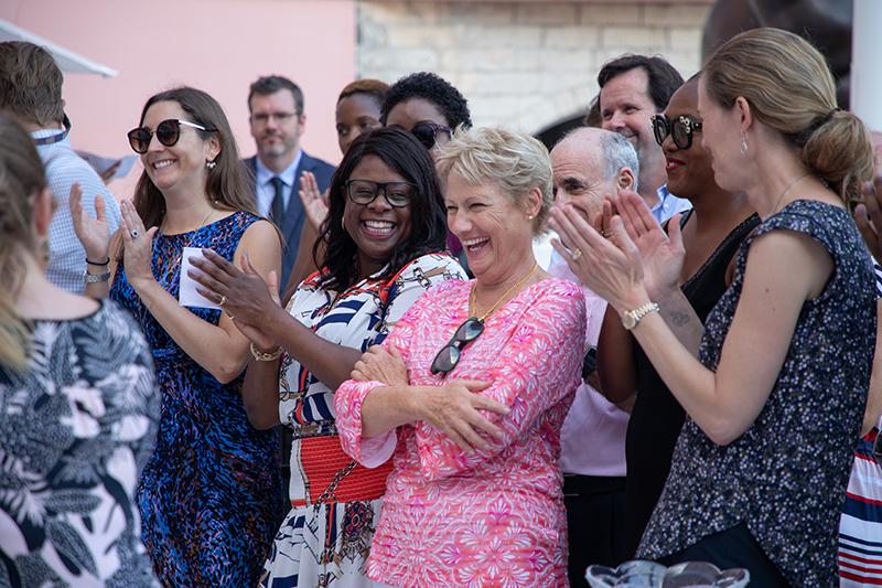 Anne Mello End-To-End Bermuda Oct 2019