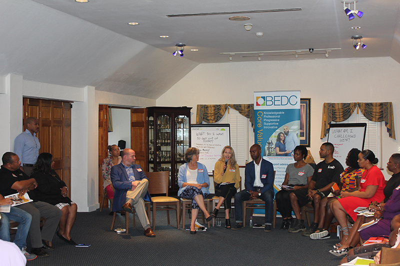 BEDC Helps Entrepreneurs Find Balance Bermuda Oct 2019 (2)