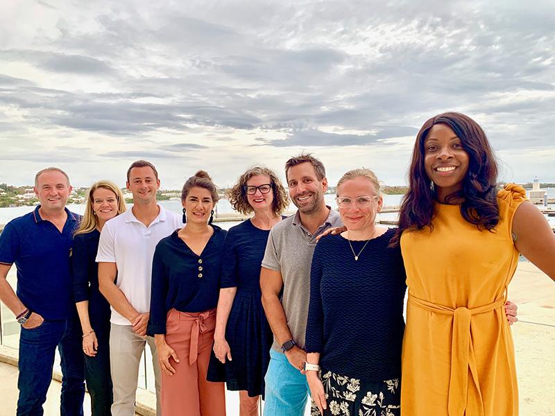 "Bermuda's Clipper Race  ""Ambassador Crew"" Bermuda Oct 2019 (1)"