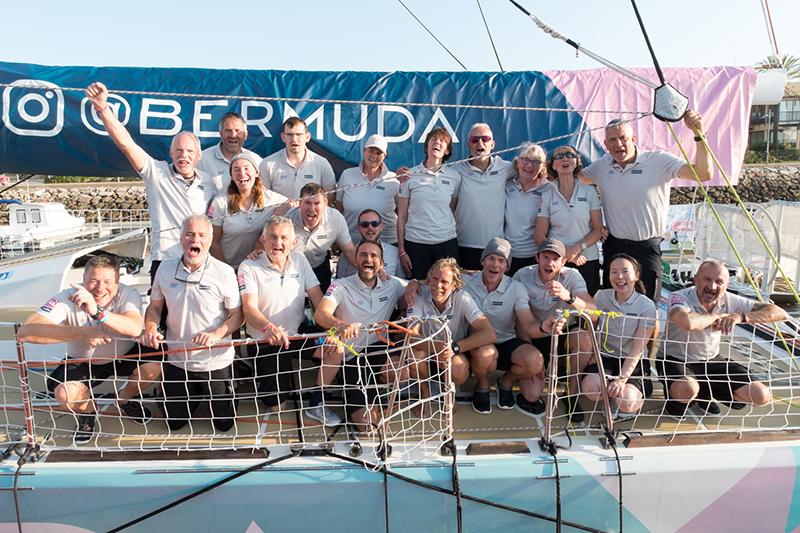 "Bermuda's Clipper Race  ""Ambassador Crew"" Bermuda Oct 2019 (2)"