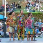 Bermuda International Gombey Festival Showcase, October 12 2019-5030