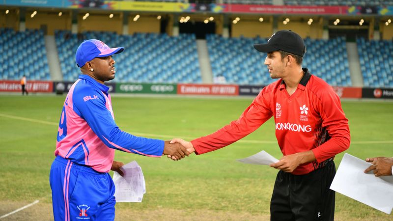Bermuda vs Hong Kong ICC Cricket October 2019 (2)