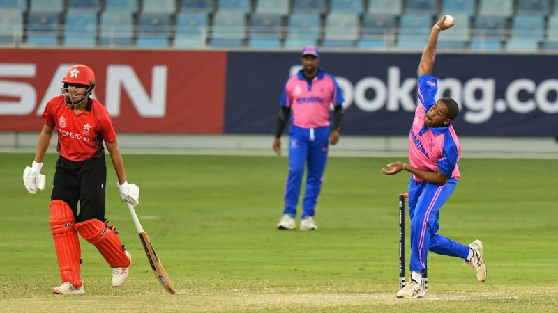 Bermuda vs Hong Kong ICC Cricket October 2019 (7)