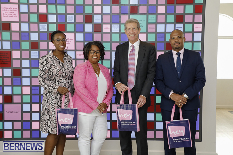 Breast Cancer Awareness Month Launch Bermuda Oct 2019