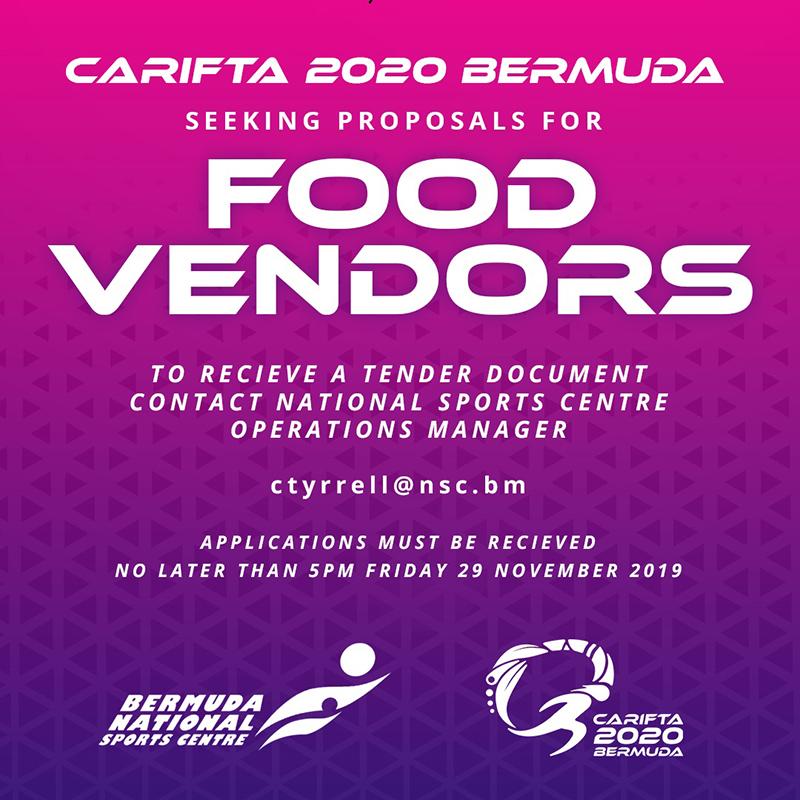 Carifta Games 2020.Nsc Seeks Food Vendors For Carifta Games Bernews