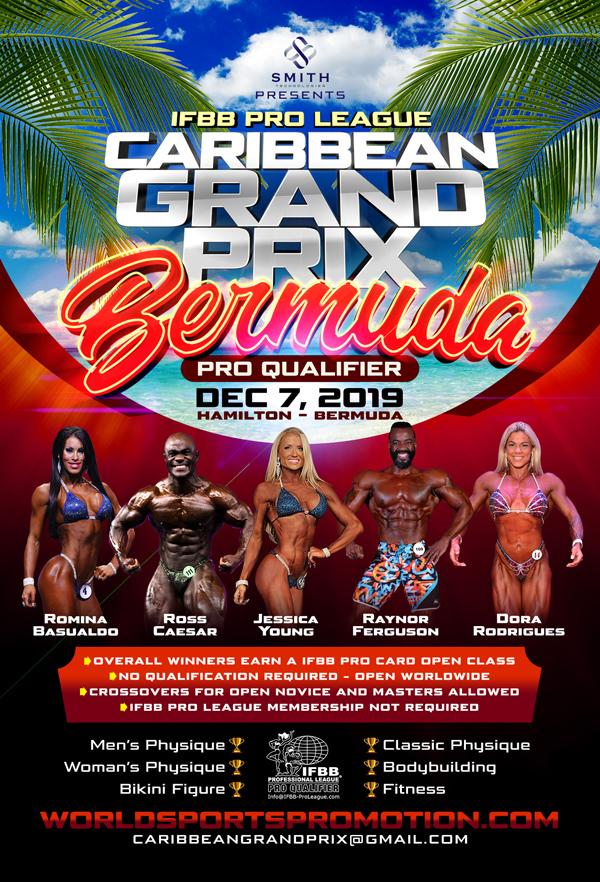 Caribbean Grand Prix Bermuda Oct 2019