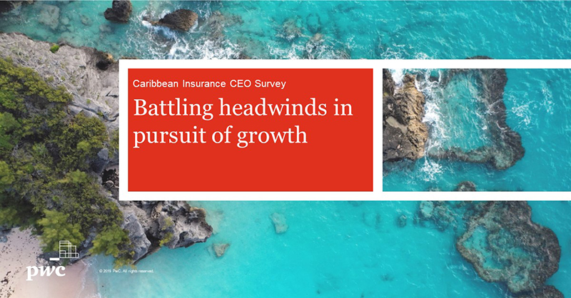 Caribbean Insurance CEO Survey Bermuda Oct 2019