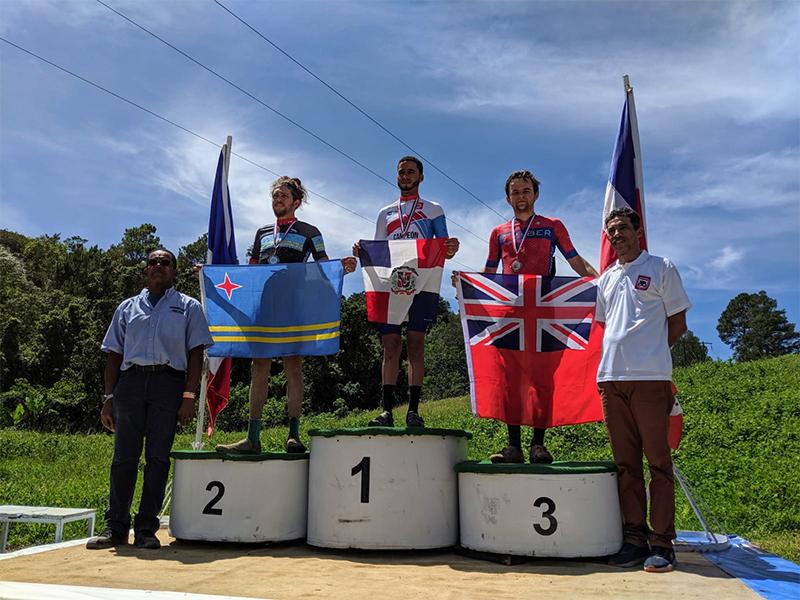 Caribbean MTB Championships Bermuda Oct 6 2019