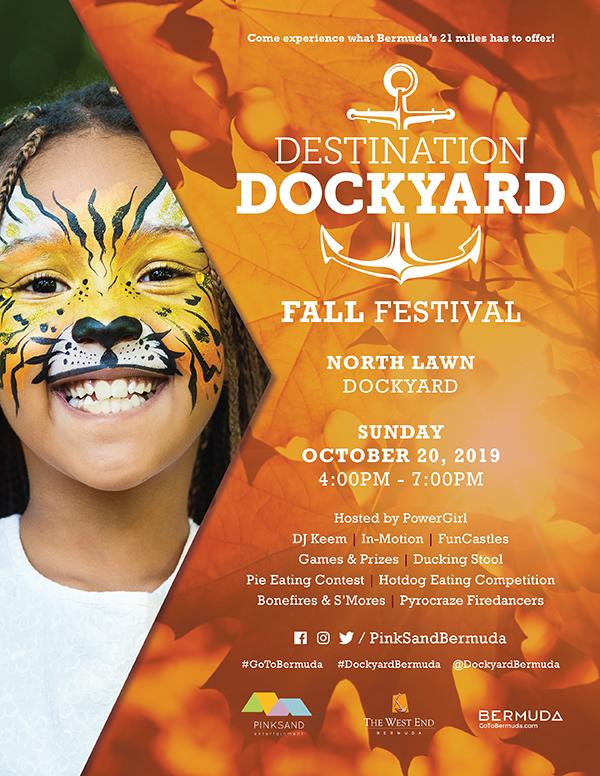 Destination Dockyard Bermuda Oct 2019