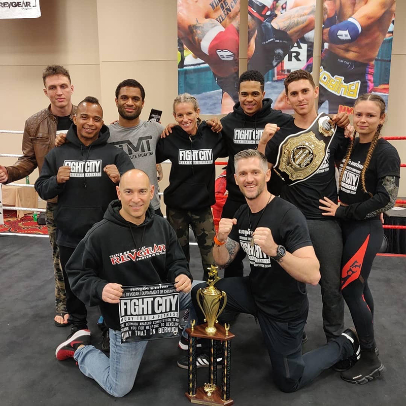 Fight City Fitness Bermuda Oct 2019 (1)