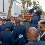 Firefighter Ramsay Bo Saggar Funeral Bermuda, October 27 2019-9938
