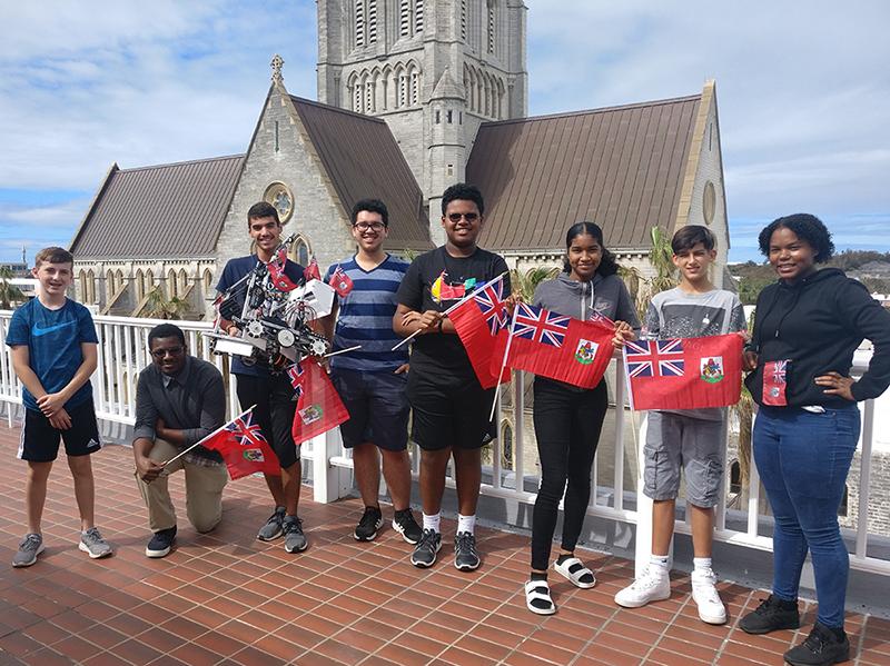First Global Robotics Bermuda Oct 2019 (3)