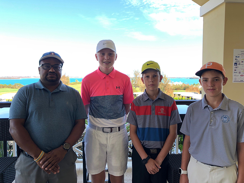 Golf Challenge Bermuda Oct 2019 (1)
