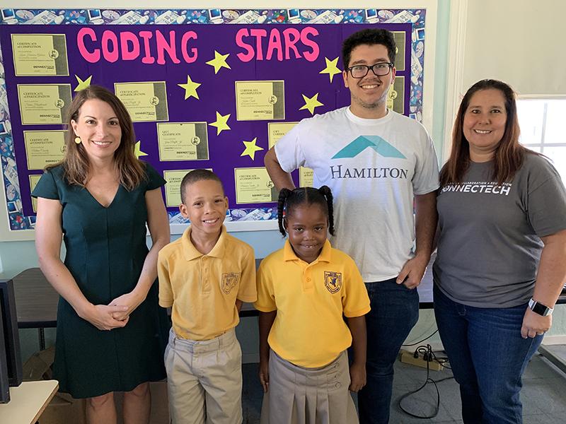 Hamilton Digital Literacy Programme Bermuda Oct 2019 (2)