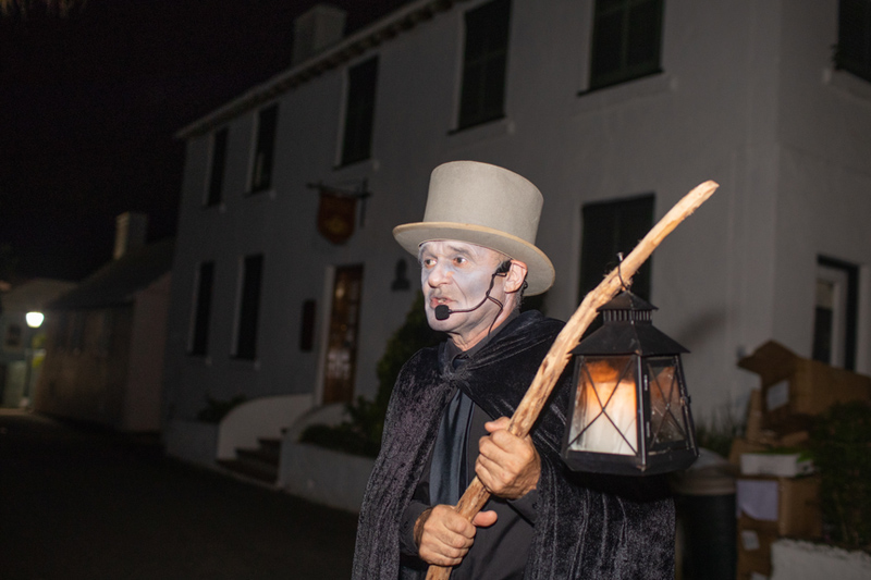Haunted History Tour Bermuda Oct 2019