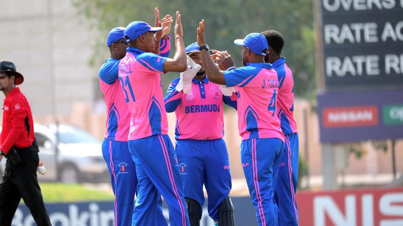 ICC cricket Bermuda vs Namibia Oct 2019 (10)