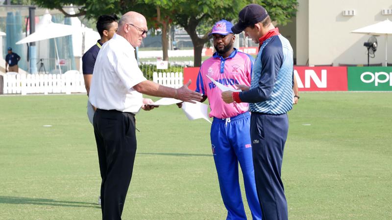 ICC cricket Bermuda vs Namibia Oct 2019 (2)