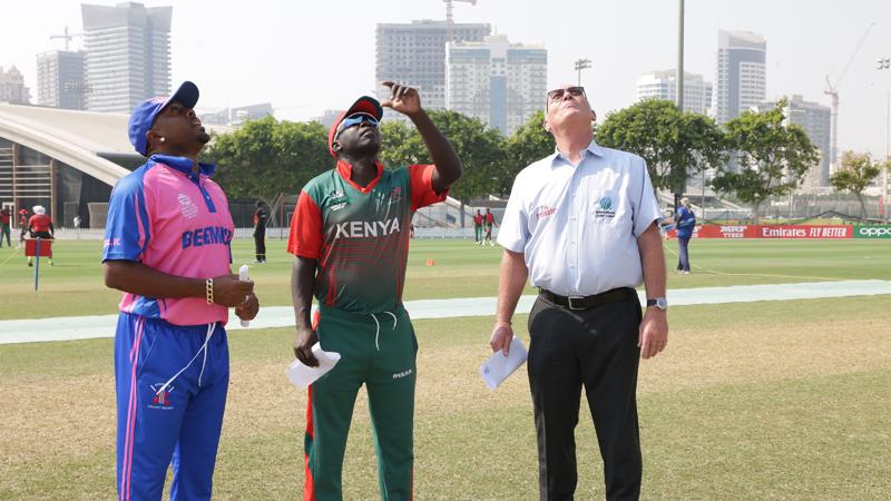 ICC cricket Oct 2019 Bermuda vs Kenya (10)
