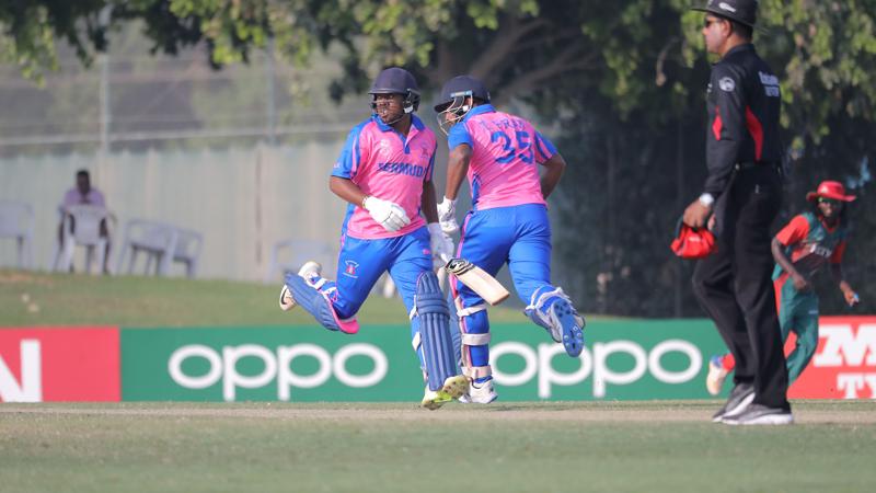 ICC cricket Oct 2019 Bermuda vs Kenya (6)