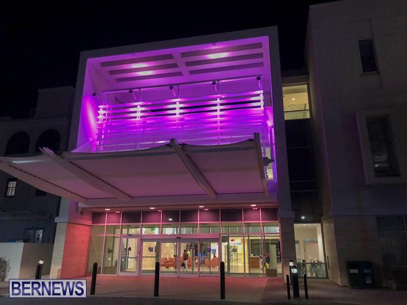 King Edward Memorial Hospital KEMH Pink Bermuda, October 1 2019-02-5