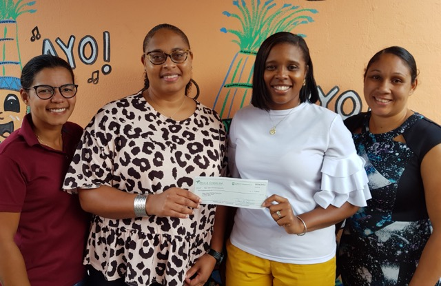 Kit Co Donates To Happy Valley Child Care Bermuda Oct 2019