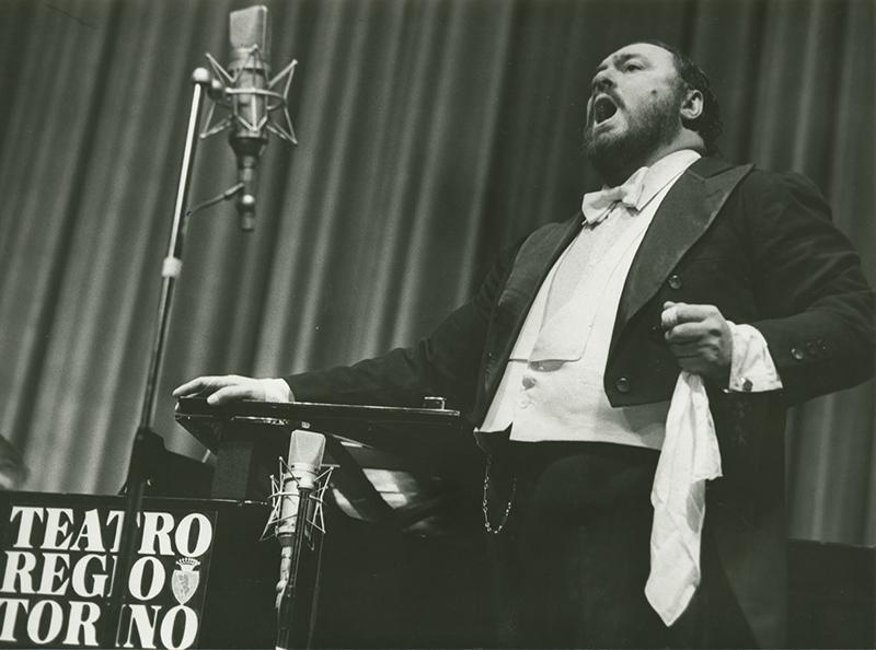 Luciano Pavarotti Documentary Bermuda Oct 2019